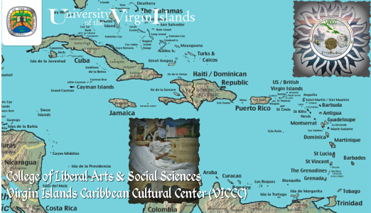 THE VIRGIN ISLANDS CARIBBEAN CULTURAL CENTER (VICCC) WITHIN